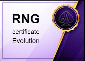 certificate Evolution в Azino777